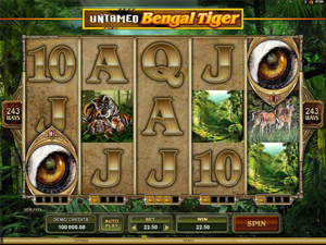 Untamed: Bengal Tiger screenshot