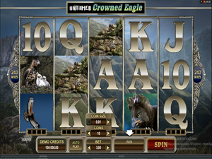 Untamed: Crowned Eagle screenshot