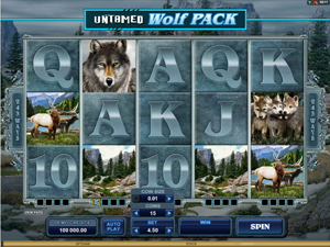 Untamed: Wolf Pack screenshot
